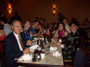 Chinese New Year, 2008, award banquet picture