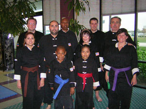 Kung Fu Rank Test  on 11-19-11 picture
