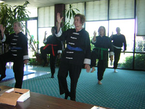 Norma Tai Chi Test picture