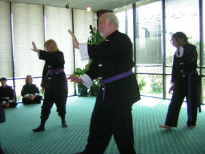 Tai chi test picture