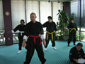 Niget tai chi test picture